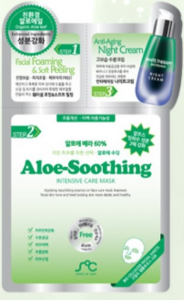 SOC 3Step Aloe-Soothing Intensive Care Mask