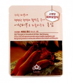 Lioele Essential Mask Red Ginseng