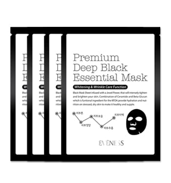 Eveness Premiu Deep Black Essential Mask.jpg